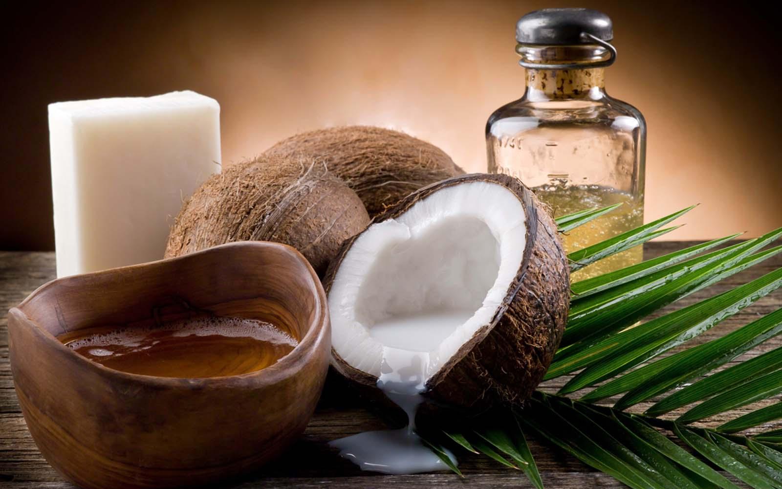 Твердое масло кокоса для волос применение