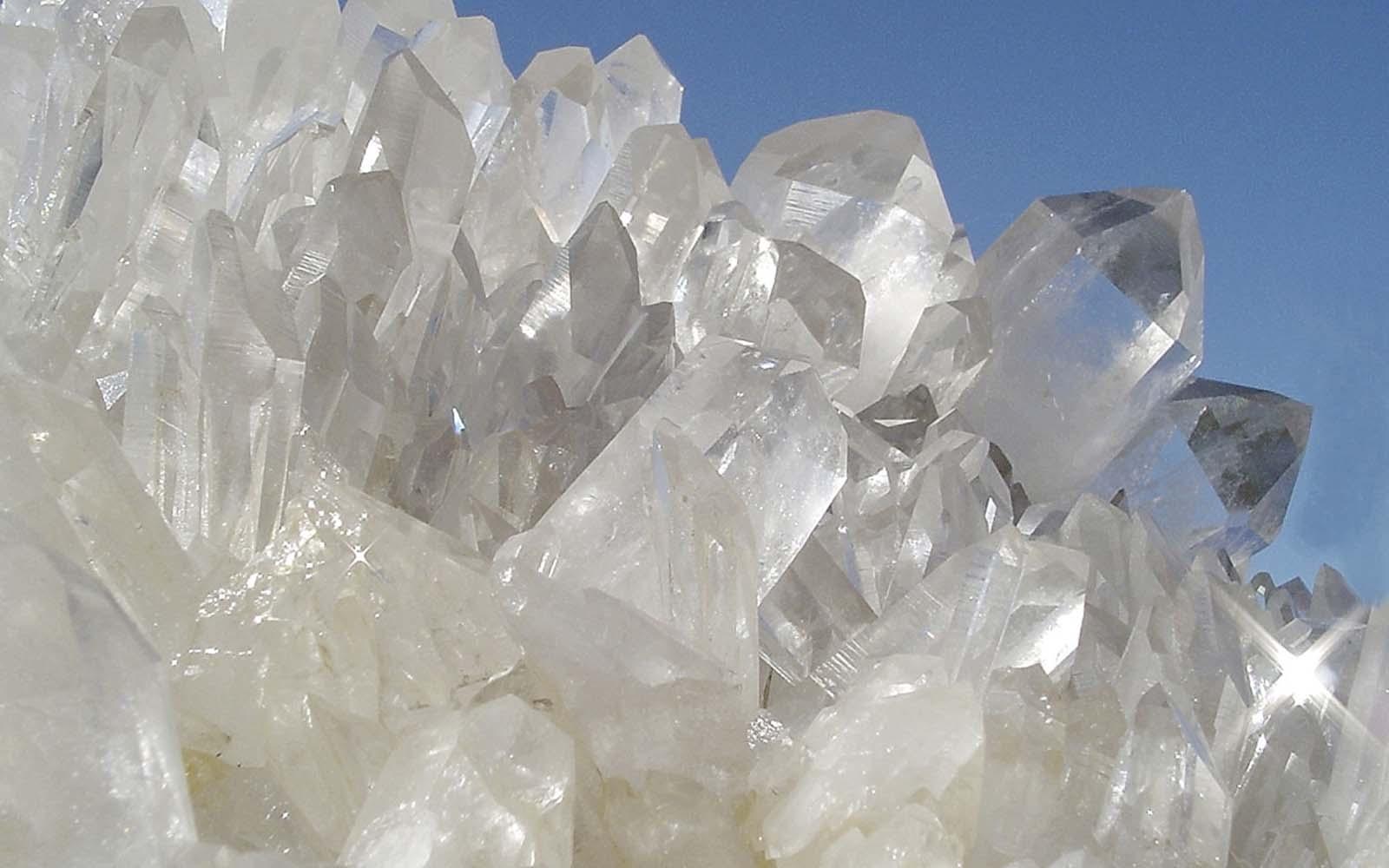 Алунит - натуральный кристаллический дезодорант