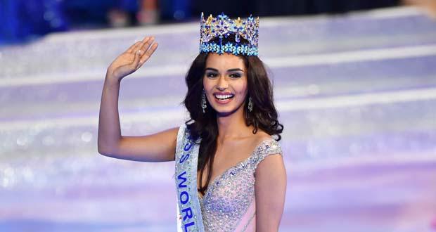 Титул Мисс мира 2017 у Индии